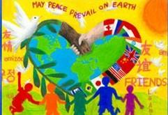 Que la paix pr vale sur la terre concours de dessin pour enfants snd l 39 onu blog - Dessin sur la paix ...